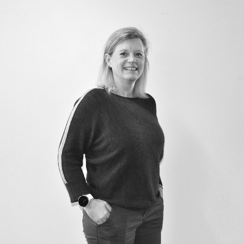 Christel Robaye - Project Manager - SMS Agency